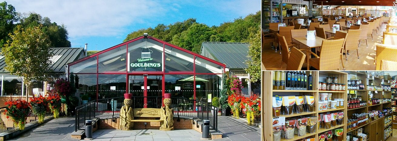 About Gouldings Garden Centre In The Clyde Valley